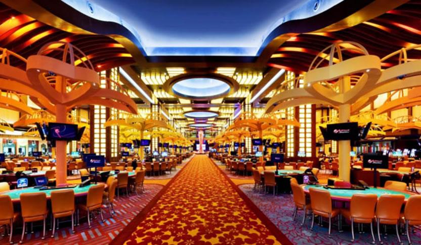 Kıbrıs Casino İç Görünüm