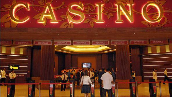 Kıbrıs Casino Girişi