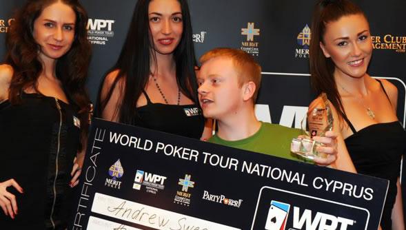 Kıbrısta Poker